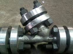 Casted Y Type Strainers