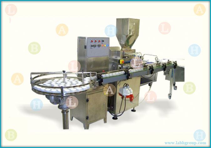 Automatic Bottle Filling Equipment for Paste