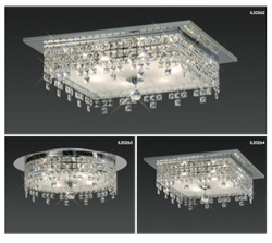 Crystal Ceiling Fixed Chandelier