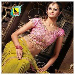 Beaded Party Sarees