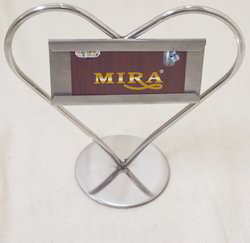 Heart Name Stand