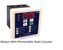 Relays With Permissible Start Counter
