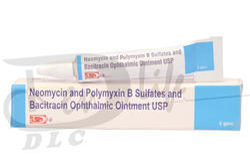 Neomycin and Polymyxin B Sulfates Bacitracin Ophthalmic USP