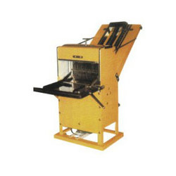 bread slicing machine single frame