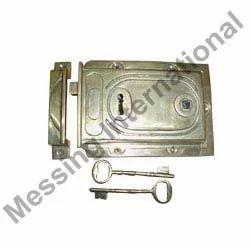 British Rim Lock