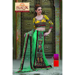 Traditional Lehenga Sarees