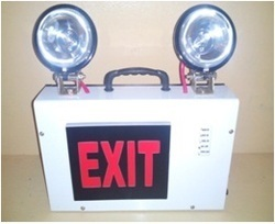 Industrial  Emergency Light - Halogen Model