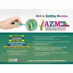 Azithromycin 250 Mg & 500 Mg Tablets