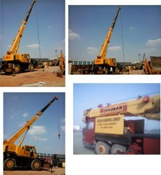LMI for Conventional Truck cranes
