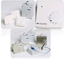 Air Quality Sensor (IAQ) Sensor, Transmitter, Detector