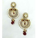 Delicate Look Round Earring