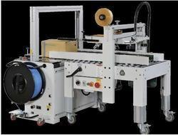 Carton Sealing & Strapping Combo System
