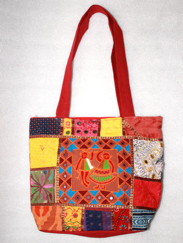 Patchwork Ladies Cotton Bags