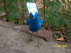 Handicrafts Cloth Bird
