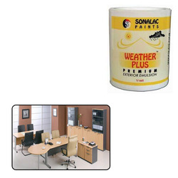 Exterior Emulsion Paints for Office