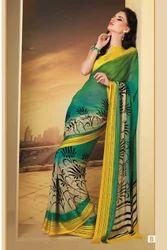 Soft Fabric Designer Printed Sarees