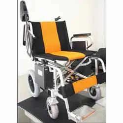 Lightweight Aluminum Power Wheelchairs