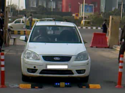 Under Vehicle Search Camera