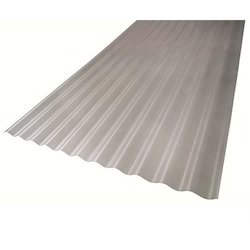 Polycarbonate Plastic Roofing Sheet
