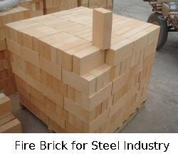 Fire Brick for Steel Industry