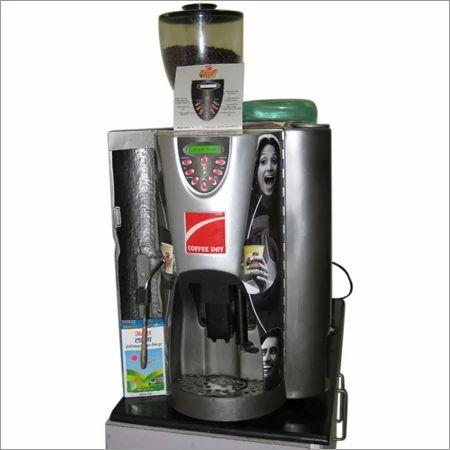 Coffee Vending Machine Cafe Coffee Day Coffee Vending