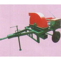Tractor & 10 HP Motor operate Chaff Cutter