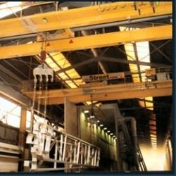 Heavy Equipment Erection Services
