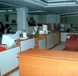 ICICI Bank Interior Designing