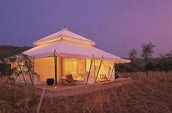 Handmade Mughal Tent