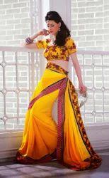 Elegant Splash Designer Sarees
