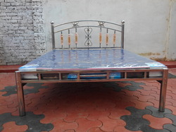 family cot stainless steel