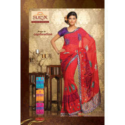 Indian Boutiques Saree