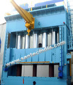H TYPE Or Fabricated 4Colum Type Presses Models