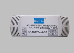 Ac -17w Or350 Ma LED Driver with Enclosure