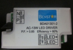AC -13w or 350 Ma LED Driver with Enclosure