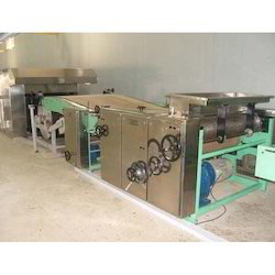 Soft Dough Making Machine