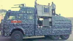 Riot Control Vehicle / ERV