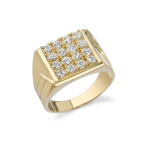 Latest Gold Ring Designs For Mens