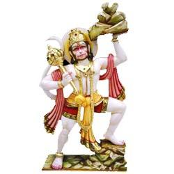 Indian Hanuman Statue