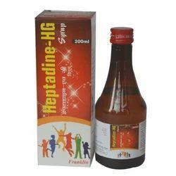 Heptadine - HG Syrup