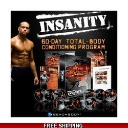 Insanity 20workout 20kit