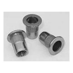 open type large flange rivet nut