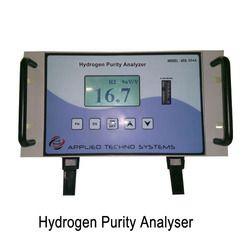 Hydrogen Purity Analyser