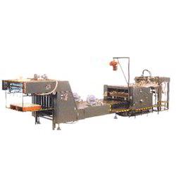 Sheet Feed Gravure Printing Machine
