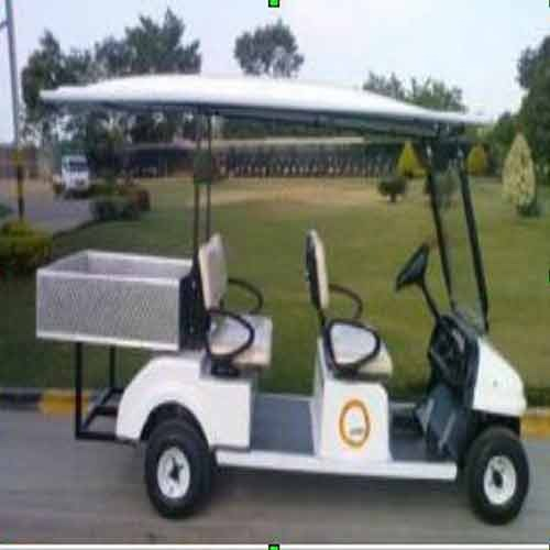Battery Operated Carts Air Field Cargo Carts