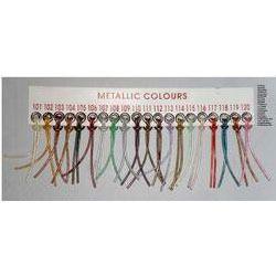 Metallic Leather Cords