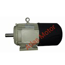 Forced Cooling Motor