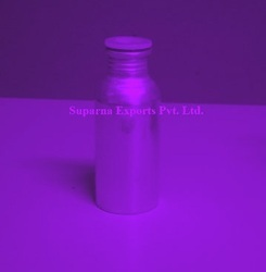 Aluminum Bottle With Screw Plug