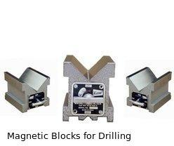 Magnetic Blocks for Drilling