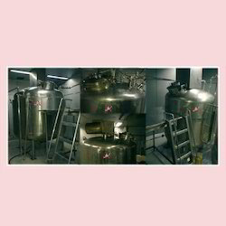 Injection Liquid Manufacturing Plant